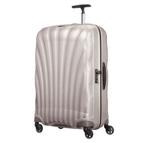 "Samsonite Black Label Cosmolite 3.0 28"" Spinner in the color Pearl."
