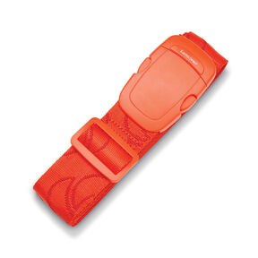 Samsonite Luggage Strap in the color Varsity Red.