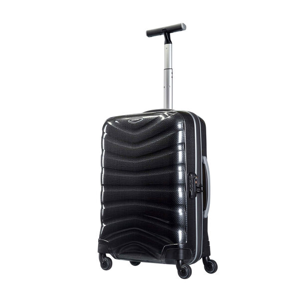 "Samsonite Firelite 20"" Spinner in the color Charcoal."
