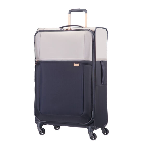 "Samsonite Uplite 29"" Spinner in the color Pearl/Blue."