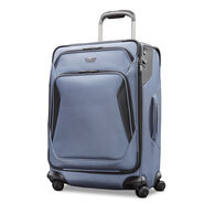 """Samsonite Armage 25"""" Expandable Spinner in the color Steel Blue."""