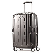 """Samsonite Cruisair DLX 21"""" Spinner in the color Anthracite."""