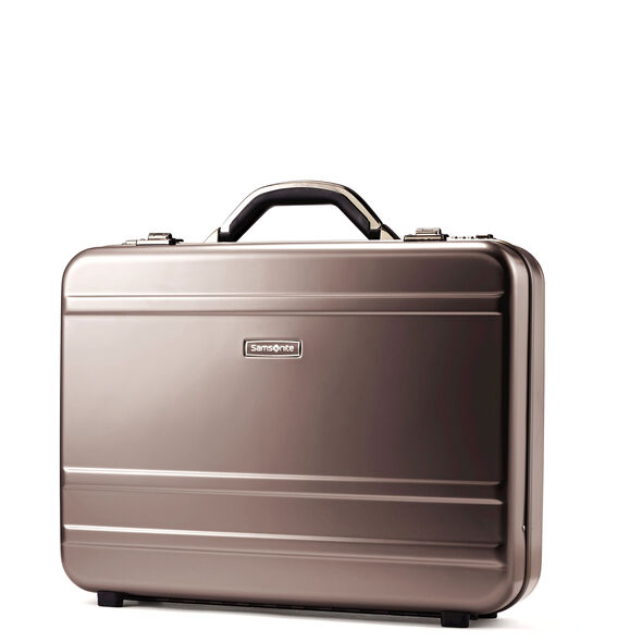 Samsonite Delegate 3.1 Attache in the color Gunmetal.
