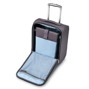 SoLyte DLX Underseat Wheeled Carry-On in the color Mineral Grey.