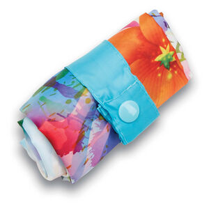 Foldable Shopping Bag in the color Floral.