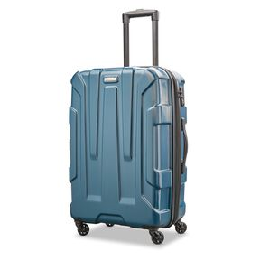 "Samsonite Centric 24"" Spinner in the color Teal."