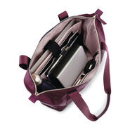 Samsonite Mobile Solution Classic Carryall in the color Damson Purple.