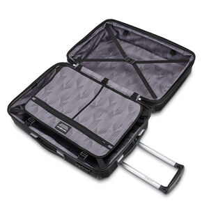 """Samsonite Winfield 3 DLX 28"""" Spinner in the color Black."""