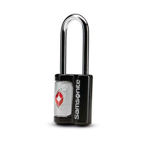 Samsonite 2-Pack Key Locks in the color Black.