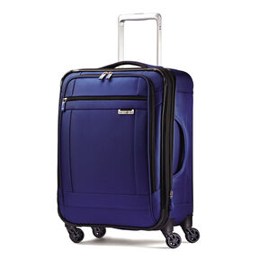 "Samsonite SoLyte 20"" Spinner in the color True Blue."
