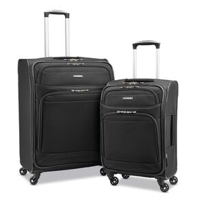 Samsonite StackIt™ Plus 2 Piece Set in the color Black.