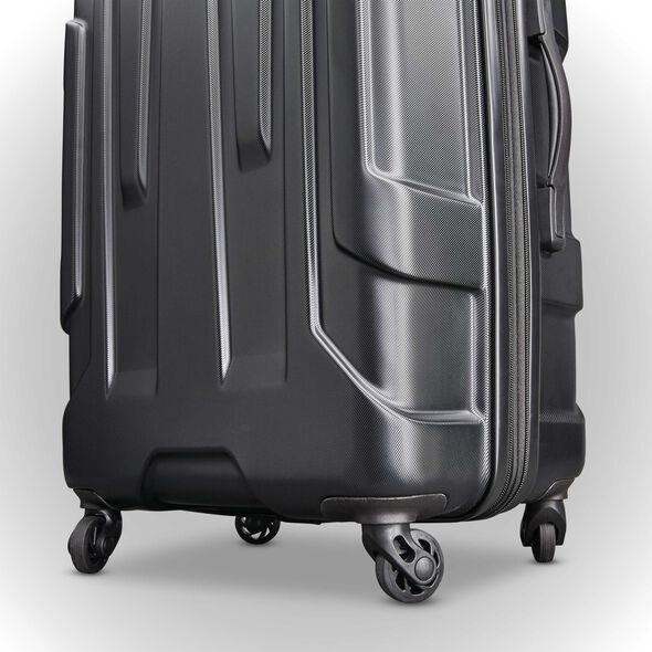 Samsonite Centric 3 Piece Set in the color Black.