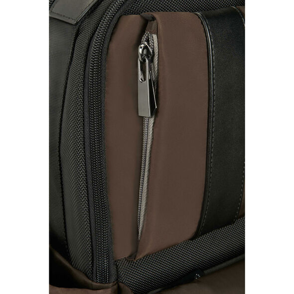 "Samsonite Openroad 15.6"" Laptop Backpack in the color Chestnut Brown."