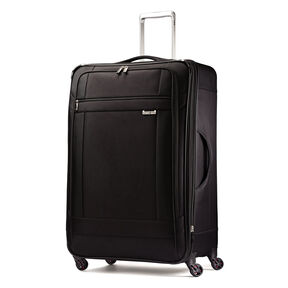 "Samsonite SoLyte 29"" Spinner in the color Black."