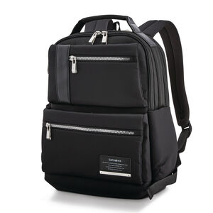 "Openroad Chic Laptop Backpack 14.1"" in the color Black."