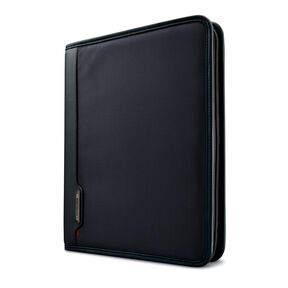 Samsonite Xenon Business Zip Portfolio in the color Black.