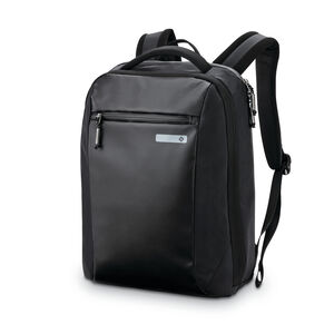 Valt Slim Backpack in the color Black.