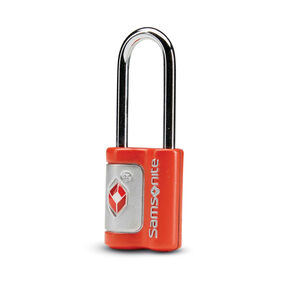 Samsonite 2-Pack Key Locks in the color Varsity Red.