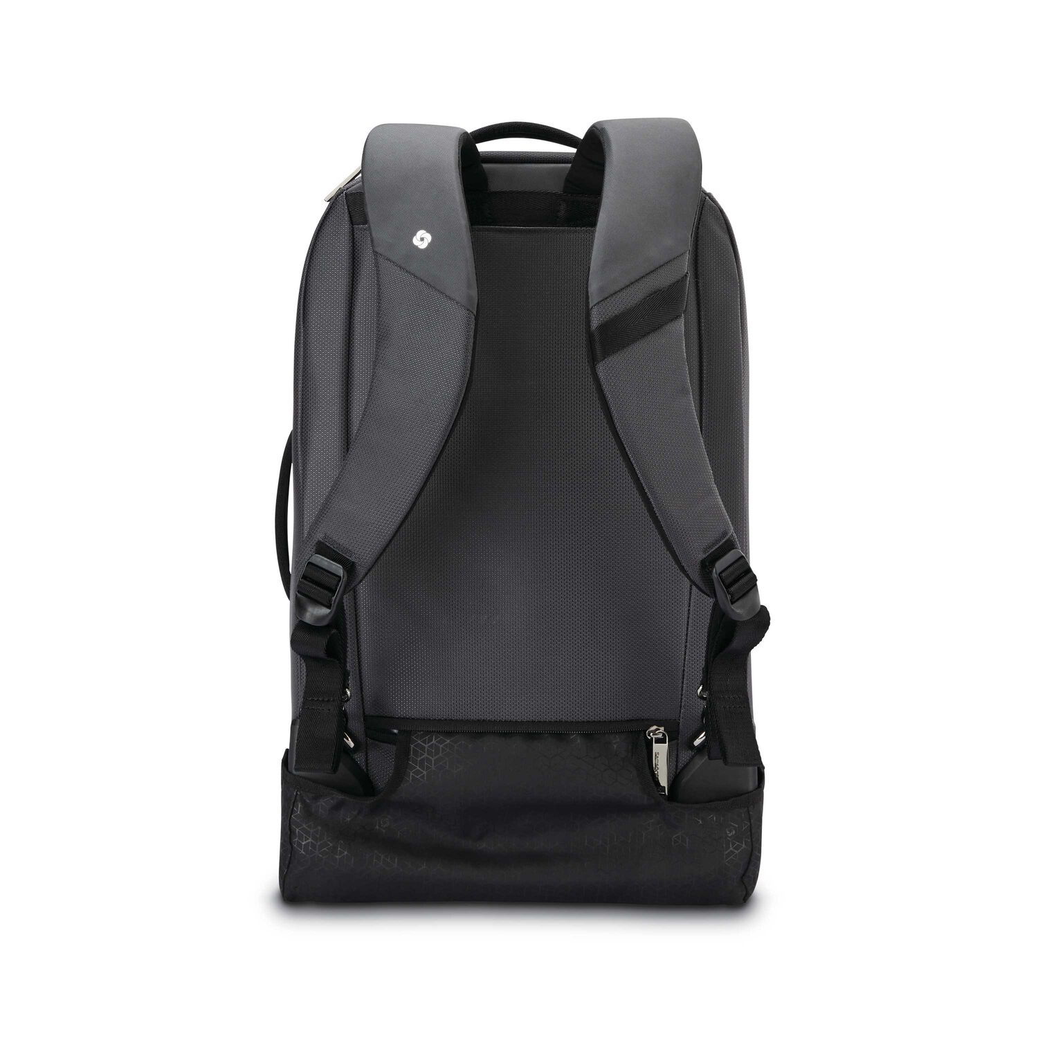 d3c5f9ebb Samsonite Encompass Convertible Wheeled Backpack in the color Anthracite  Grey.