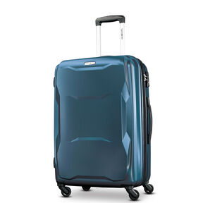 "Samsonite Pivot 25"" Spinner in the color Teal."