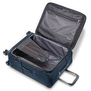 "Samsonite Silhouette 16 30"" Expandable Spinner in the color Evening Teal."