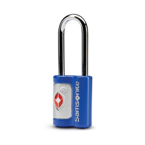Samsonite 2-Pack Key Locks in the color Blue Fantasy.