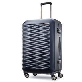"Samsonite Fortifi 25"" Spinner in the color Dark Navy."
