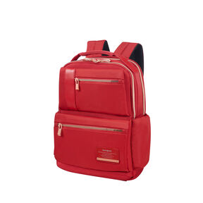"Samsonite Openroad Chic Laptop Backpack 14.1"" in the color Wine Red."