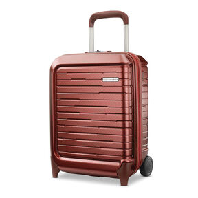 efeaf4730bfa Quickview product information on focus Samsonite Silhouette 16 Wheeled  Hardside Underseater in the color Cabernet Red.