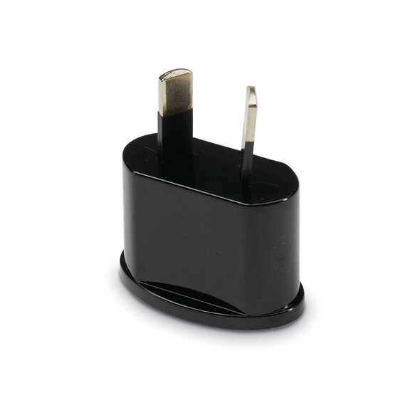 Samsonite Individual Country Power Adapter Plugs - AU in the color Black.