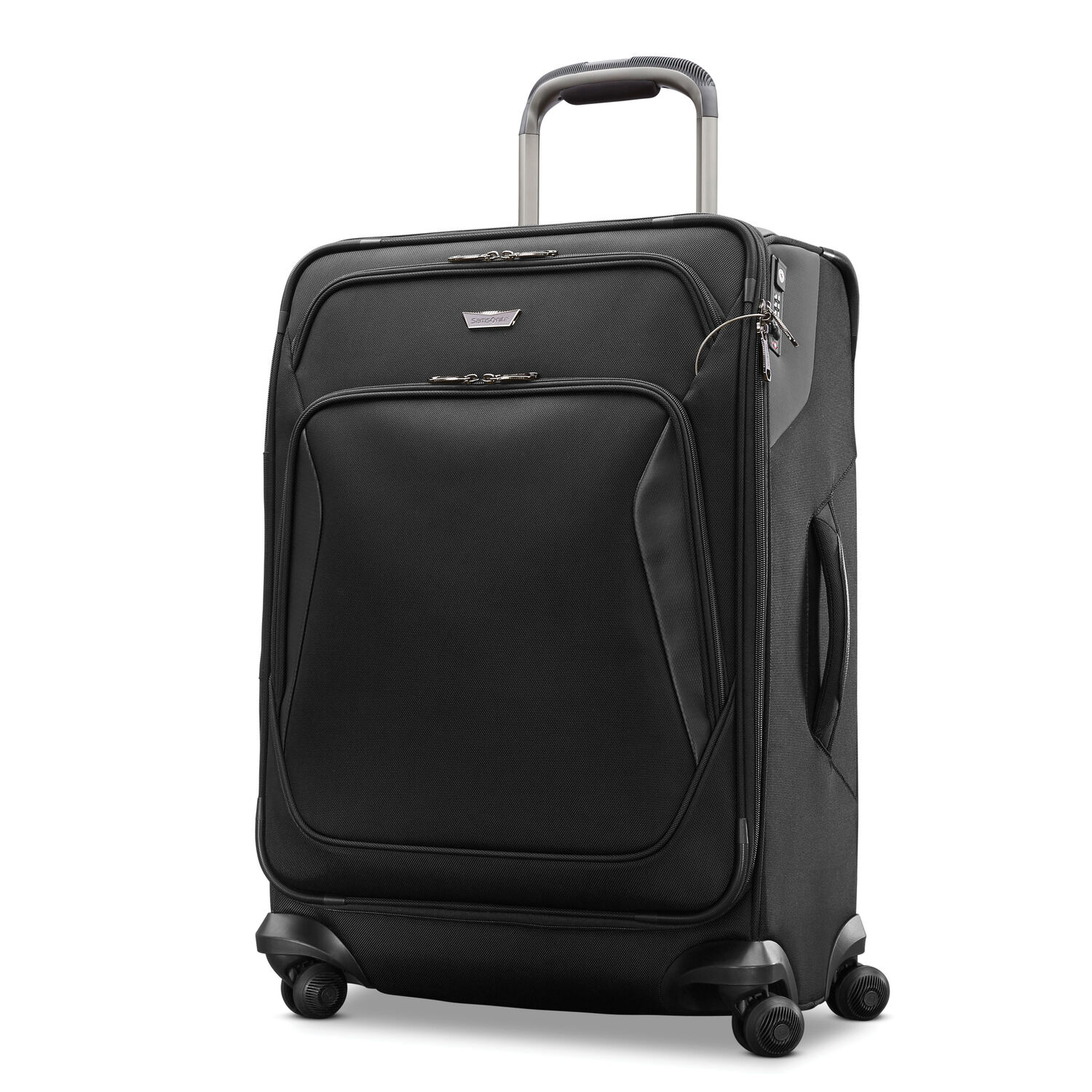 """Samsonite Armage 25"""" Expandable Spinner in the color Black."""