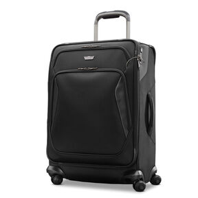"Samsonite Armage 25"" Expandable Spinner in the color Black."