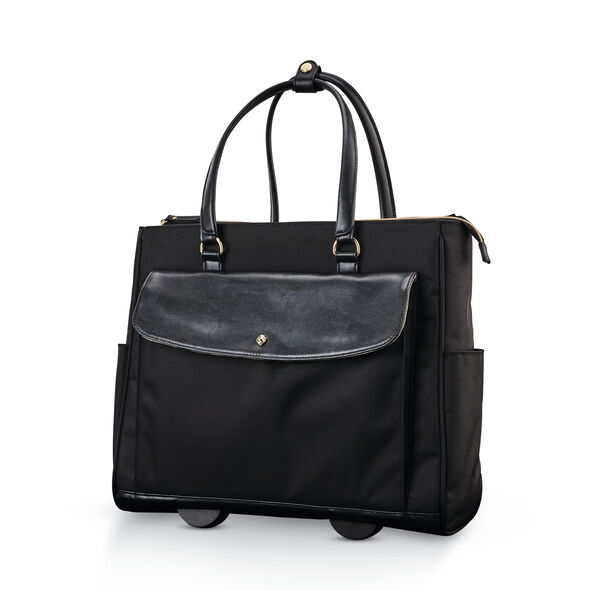 Samsonite Mobile Solution Upright Wheeled Carryall in the color Black.