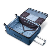 """Samsonite SoLyte DLX 25"""" Expandable Spinner in the color Mediterranean Blue."""