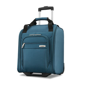Samsonite Advena Wheeled Carry-On Underseater in the color Teal.