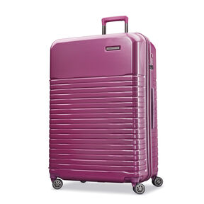 "Samsonite Spettro 29"" Spinner in the color Purple."