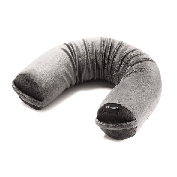 Samsonite Samsonite Long Memory Foam Pillow in the color Charcoal.