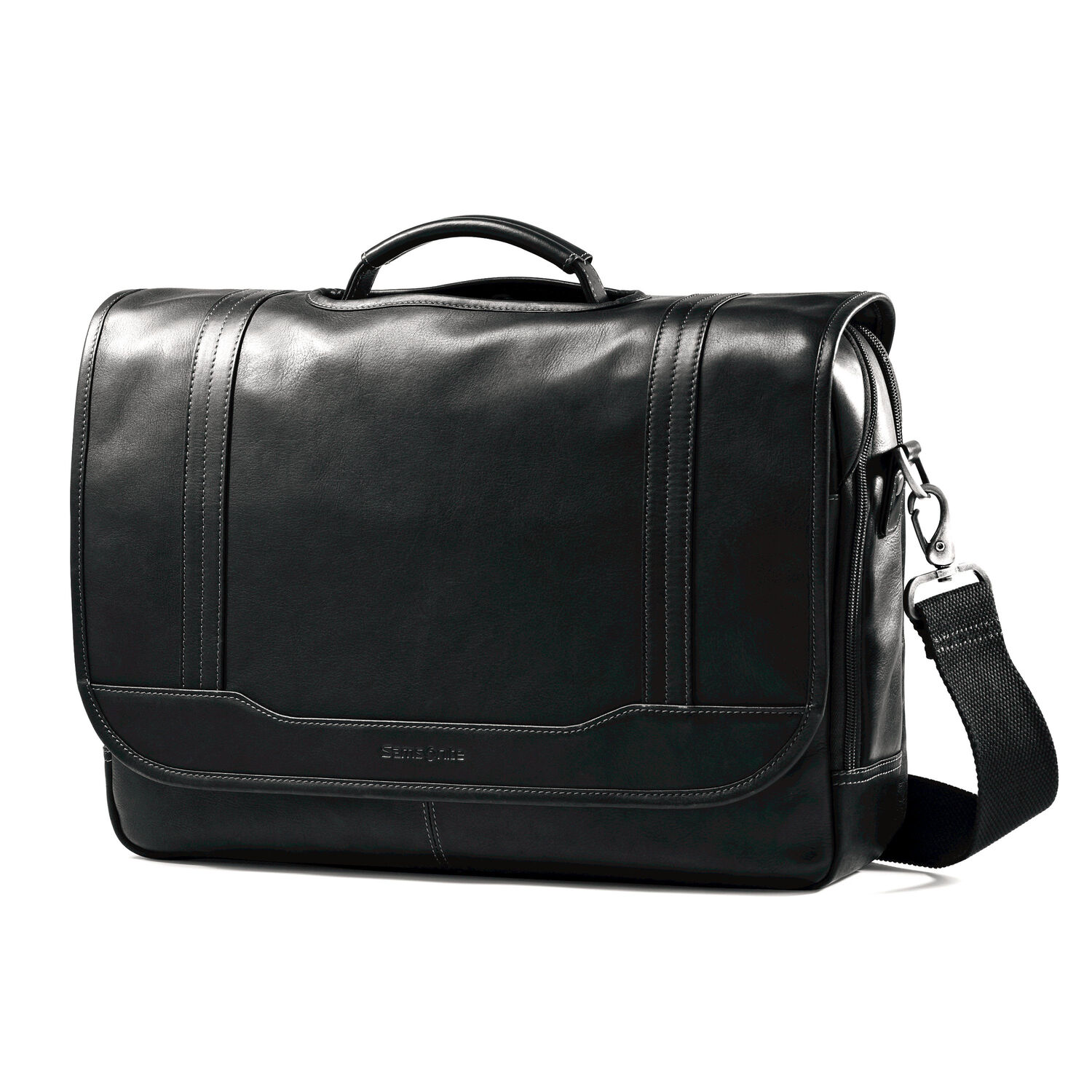 Samsonite Colombian Leather Flapover Briefcase. Take 20% Off!   230.00 169.99. Samsonite Classic Business Laptop Bag ... b78cb4df0249d