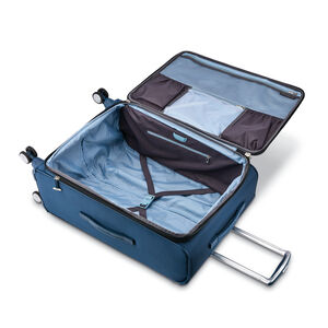 "SoLyte DLX 25"" Expandable Spinner in the color Mediterranean Blue."