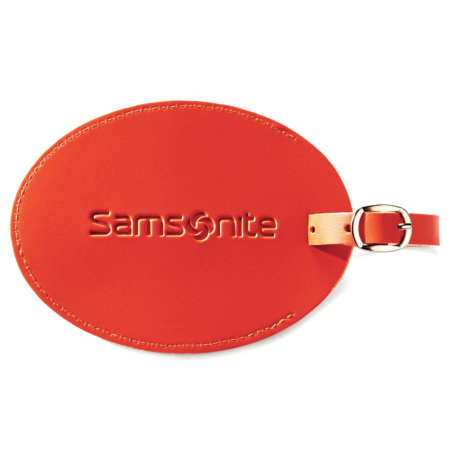 samsonite large vinyl id tag. Black Bedroom Furniture Sets. Home Design Ideas