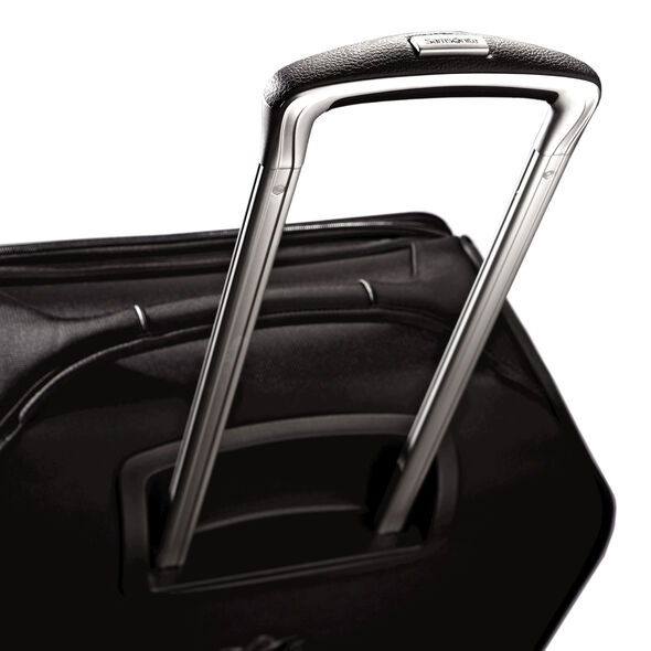 "Samsonite MIGHTlight 30"" Spinner in the color Black."