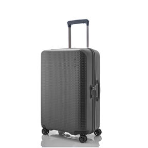 "Samsonite Pixelon 20"" Spinner in the color Matte Black."