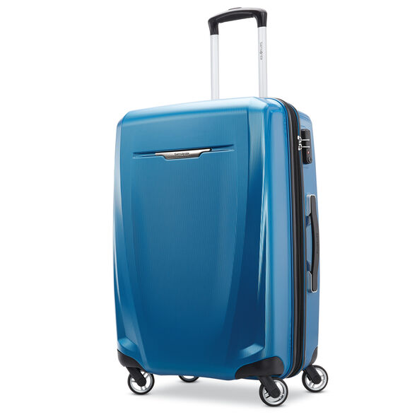 Samsonite Winfield 3 DLX 3PC Set (20/25/28) in the color Blue/Navy.