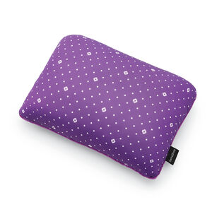 Magic 2 in 1 Pillow in the color Purple Dots.