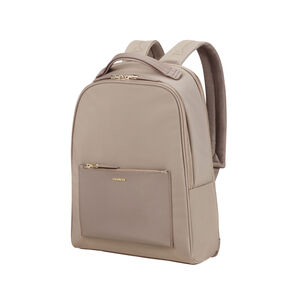 "Samsonite Zalia Backpack 14.1"" in the color Beige."