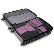 Samsonite 3 Piece Packing Cube Set in the color Purple.