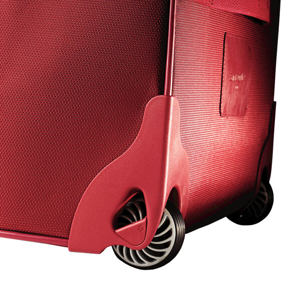Samsonite Lift2 Wheeled Boarding Bag in the color Red.