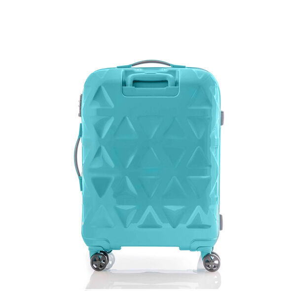 "Samsonite Novus 29"" Spinner in the color Aquamarine."