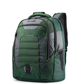 Samsonite UBX Commuter Backpack in the color Dark Olive.