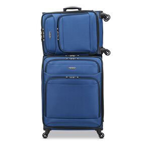 Samsonite StackIt™ Plus 2PC Set in the color Marine Blue.